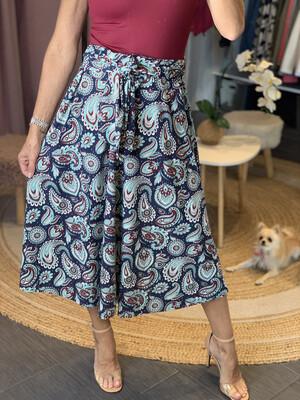 Paisley Design Dress