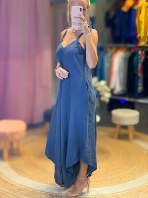 Linen Jumpsuit (one size fits all)