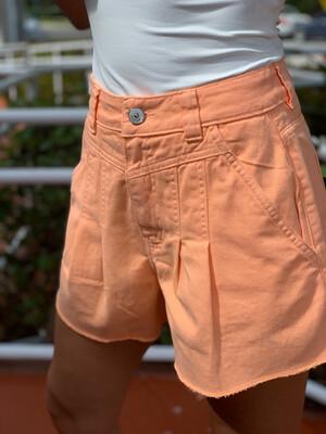 High Waisted Wide Leg Shorts