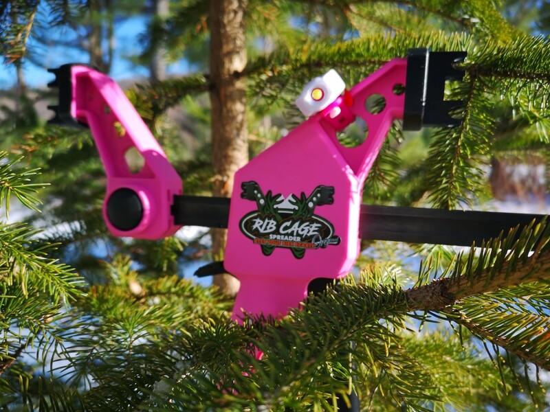 RiB Cage Spreader - Rose / PINK