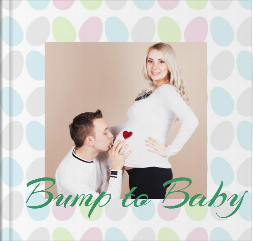 Booky Wooky Board Books 'Bump to Baby'