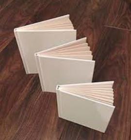 Booky Wooky Larger Board Books 'Blank Book'