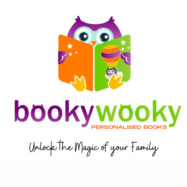 Booky Wooky Personalised Board & Photo Books