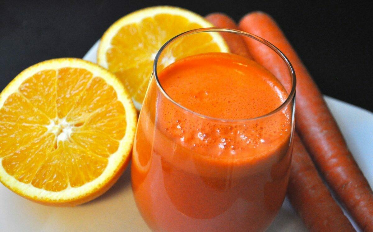 Suc natural cu portocale, ghimbir si lamaie
