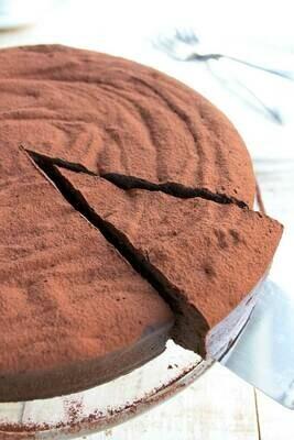 Tarta cu ciocolata keto fara zahar