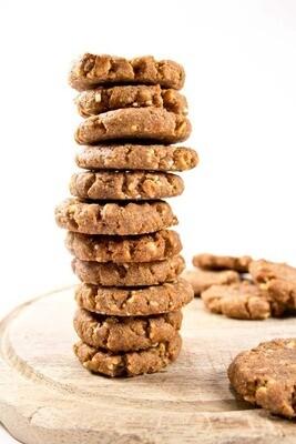 Cookie din unt de arahide low-carb