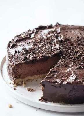 Cheesecake cu ciocolata keto
