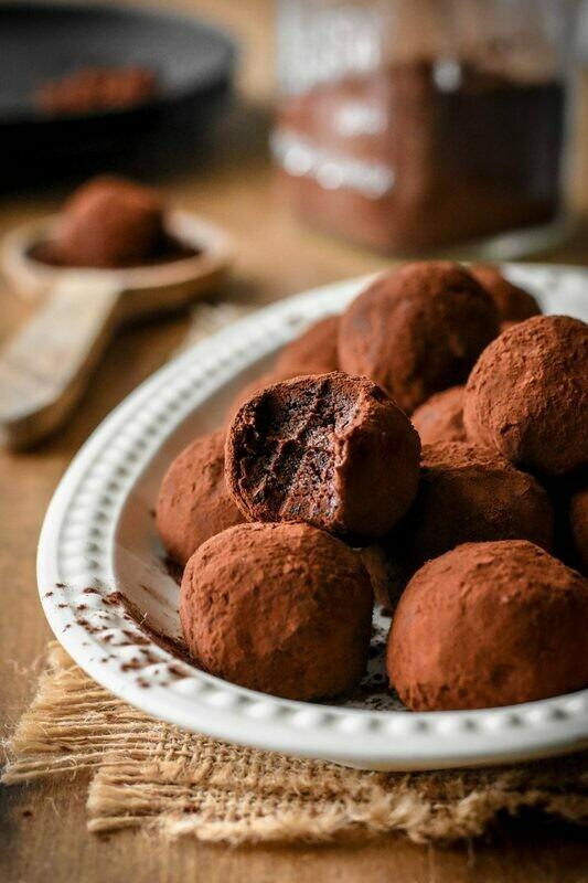 Trufe de ciocolata artizanale