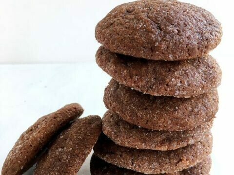 Cookie cu scortisoara si ciocolata