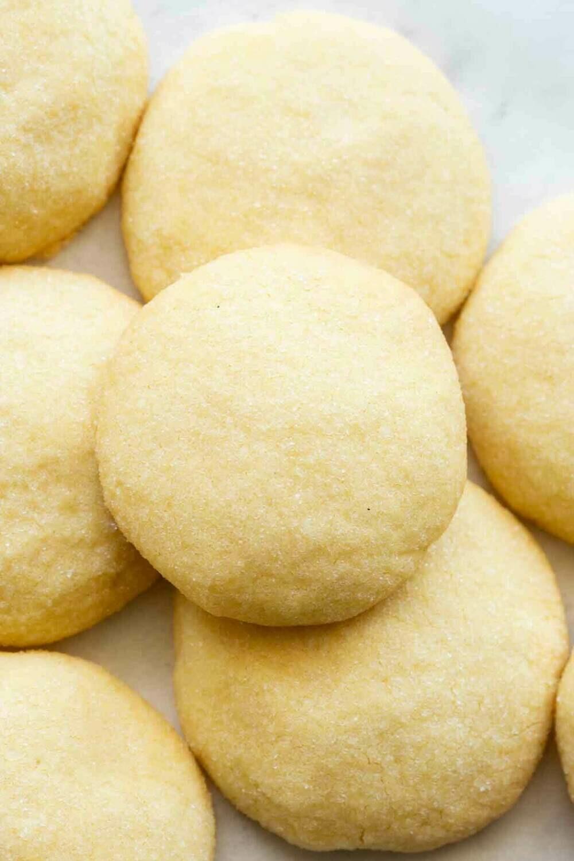 Fursecuri keto cu crema de branza si cocos