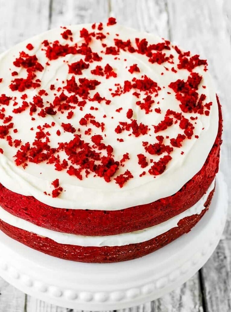 Tort artizanal Red Velvet