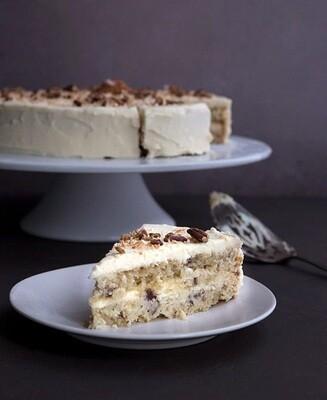 Tort keto in stil italian