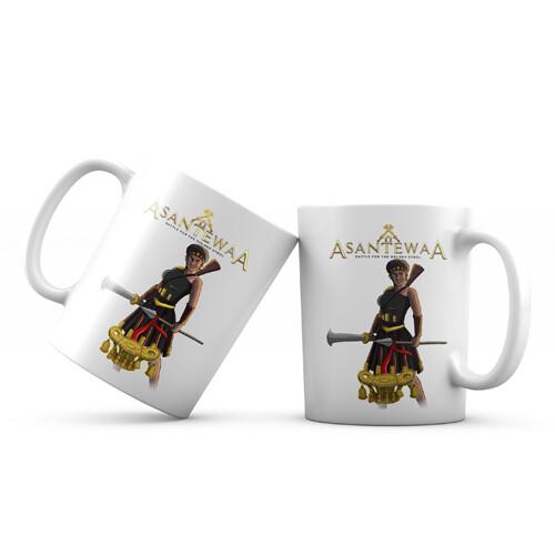 Asantewaa Branded Mugs
