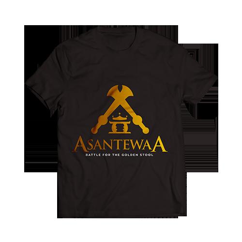 Black Asantewaa Logo T-shirt
