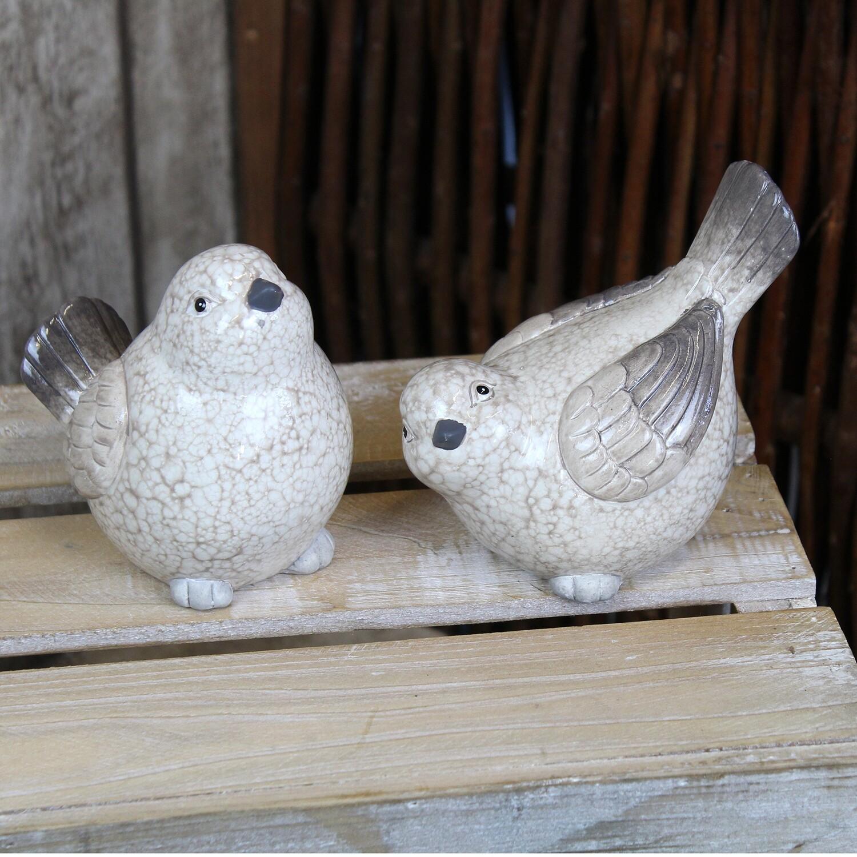 Set vogeltjes klein