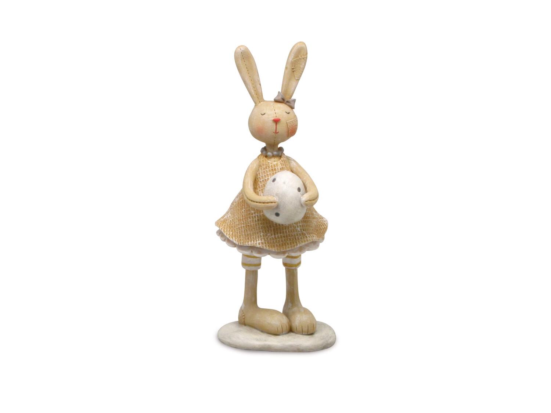 Bunny staand naturel/pastel