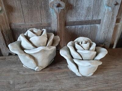 Stenen roos klein