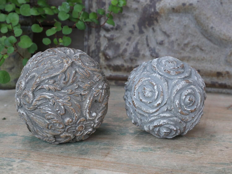 Deco bal (rechts)