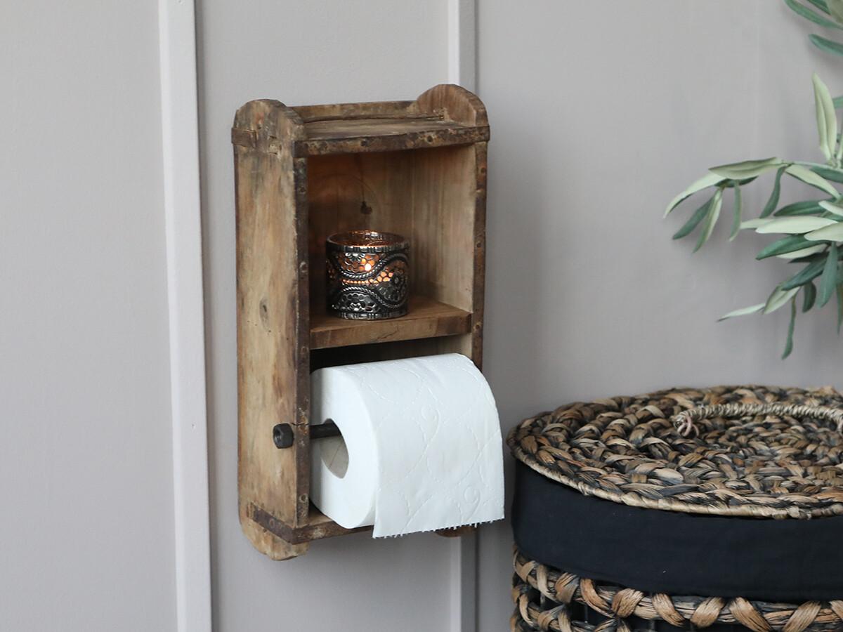 Toiletpapierhouder steenmal