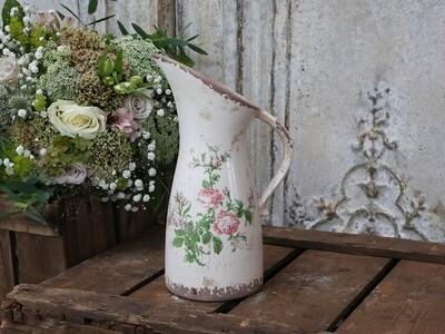 Kruik met roosjes Toulouse