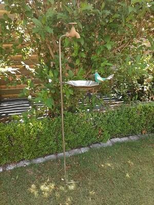 Tuinsteker met kraantje