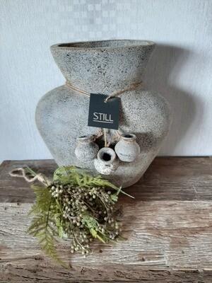 Oval Vase Rustic M