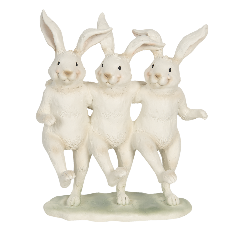 Dansende konijnen