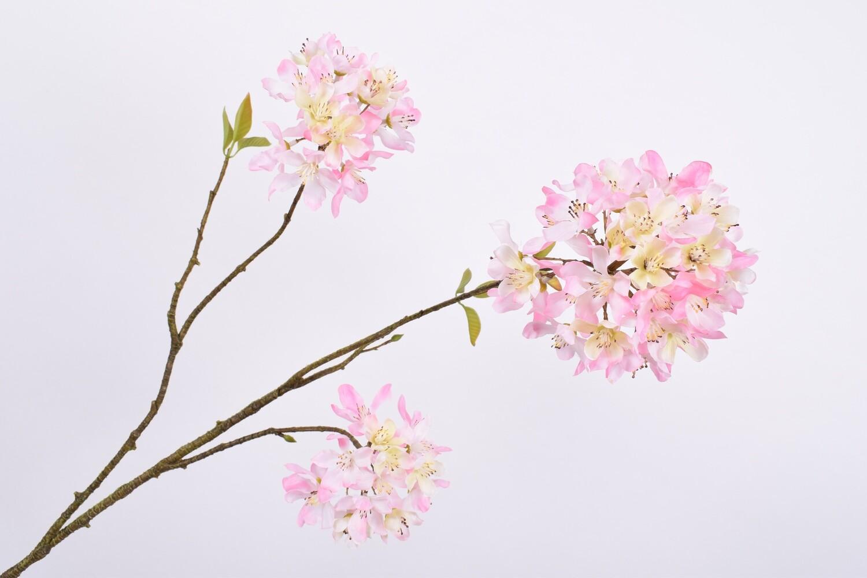 Bloesem tak roze 70 cm