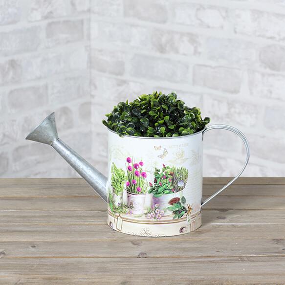 Gieter 'Romantic Garden' zink