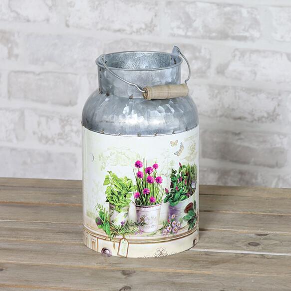 Kan 'Romantic Garden' zink