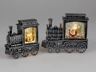 Muziekdoos trein (links)