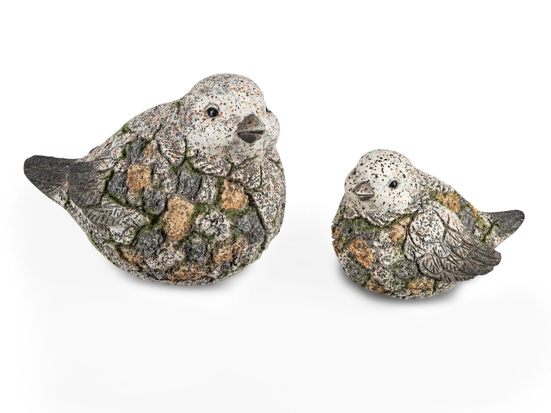 Vogel Stones-Vintage Small (rechts)