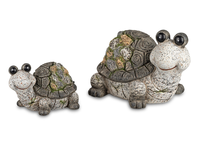 Schildpad Stones-Vintage Klein (links)