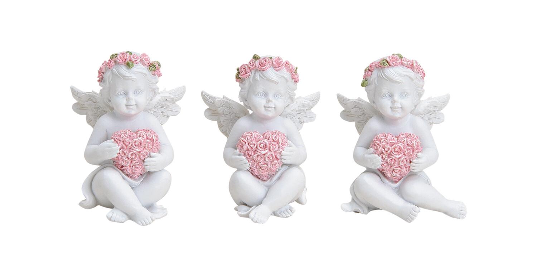 Set 3 engeltjes
