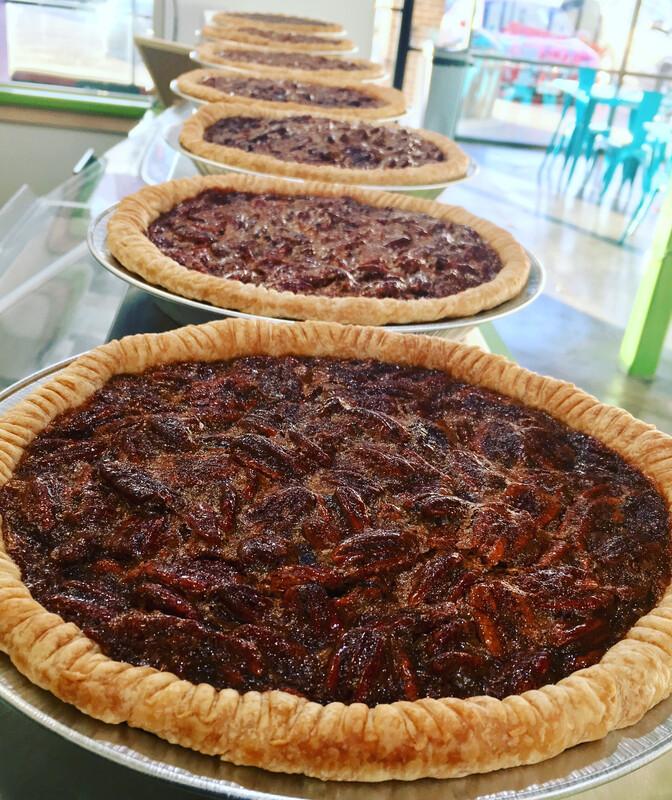 Butter Pecan Pies