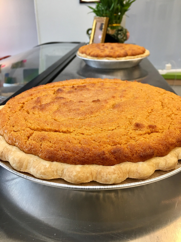 Roasted Sweet Potato Pies