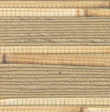 """GRASSCLOTH NATURAL CLOTH - Bamboo Wallpaper CWYM684  Bolt size - 8 yds by 36"""" = 72 sq. ft."""