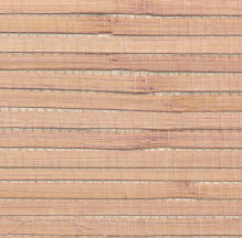 """GRASSCLOTH NATURAL CLOTH - Bamboo Wallpaper CWY568  Bolt size - 8 yds by 36"""" = 72 sq. ft."""