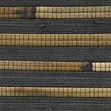 """GRASSCLOTH NATURAL CLOTH - Bamboo Wallpaper CW521P Bolt size - 8 yds by 36"""" = 72 sq. ft."""