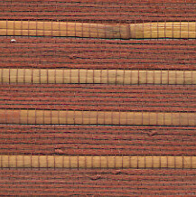 """GRASSCLOTH NATURAL CLOTH - Bamboo Wallpaper CW515  Bolt size - 8 yds by 36"""" = 72 sq. ft."""