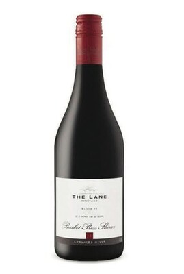 The Lane 2011 Basket Press Shiraz Dozen