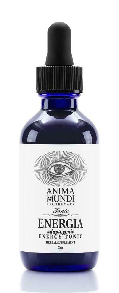 ENERGY / ADAPTOGENIC ENERGY TONIC *NEW HIGH POTENCY by Anima Mundi