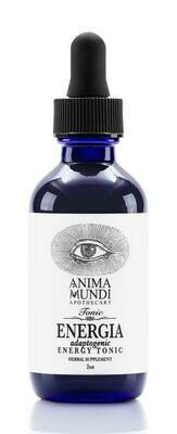ENERGY / ADAPTOGENIC ENERGY TONIC *NEW HIGH POTENCY by Anima Mundi