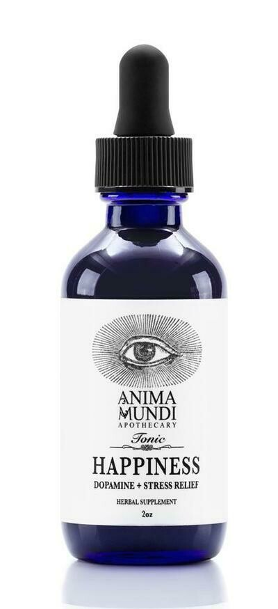 HAPPINESS TONIC : DOPAMINE + STRESS RELIEF by Anima Mundi
