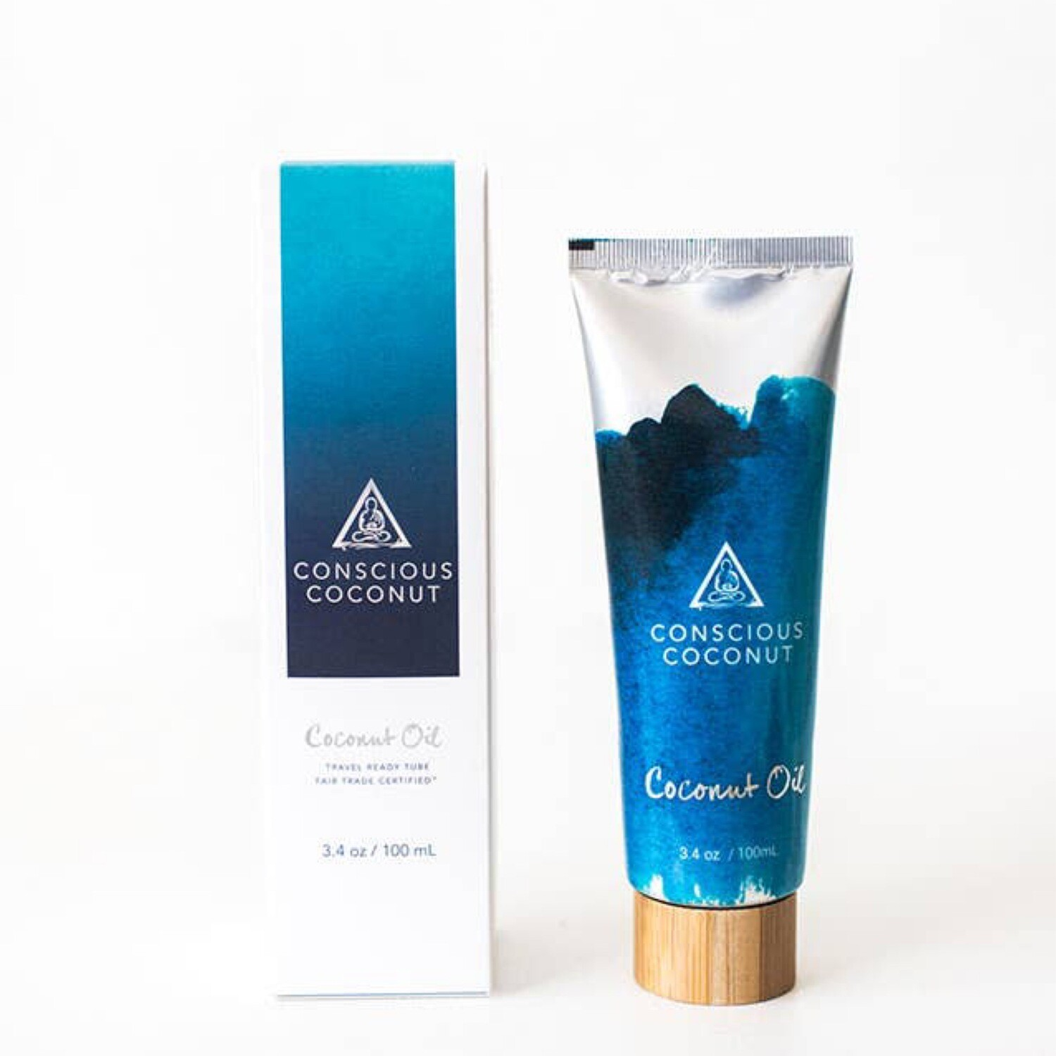 COCONUT OIL TUBE by Conscious Coconut
