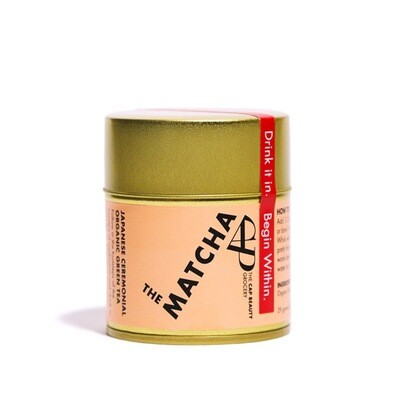 THE MATCHA- Ceremonial grade By CAP Beauty