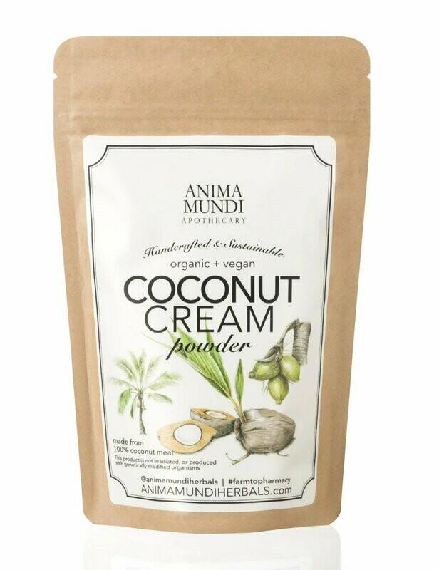 COCONUT CREAM POWDER by Anima Mundi