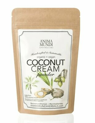 COCONUT CREAM POWDER by Anima Mundi