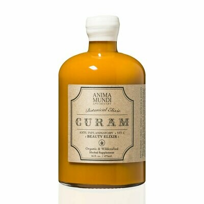 CURAM ELIXIR/ BEAUTY & ANTIAGING by Anima Mundi