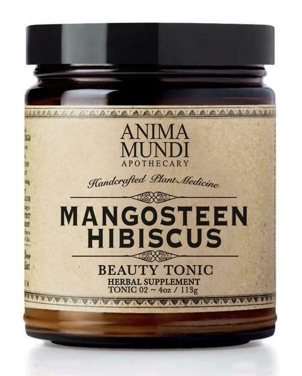 MANGOSTEEN HIBISCUS by Anima Mundi